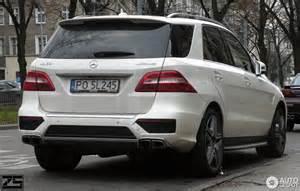 Mercedes Ml Mercedes Ml 63 Amg W166 20 November 2016 Autogespot