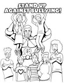 anti bullying color anti bullying coloring book