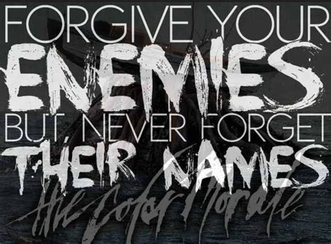 The Color Morale Strange Comfort Lyrics by The Color Morale Quotes I Should Live By