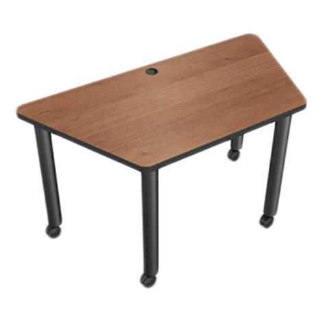 Trapezoid Conference Table Trapezoid Conference Table Bush Aspen Trapezoid Conference Table Ts85403 Free Shipping