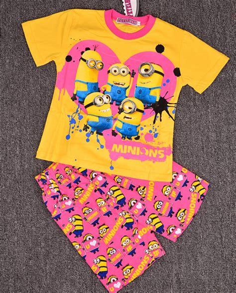 Pajamas Minion Pp 2 10 despicable me minions toddler pajama