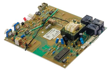 Stanley Garage Door Opener Circuit Board Model 921 3317 by Stanley Garage Door Opener Circuit Board Model 921 3317