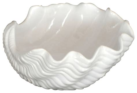 decorative shell bowls drew derose designs shell ceramic bowl view in your