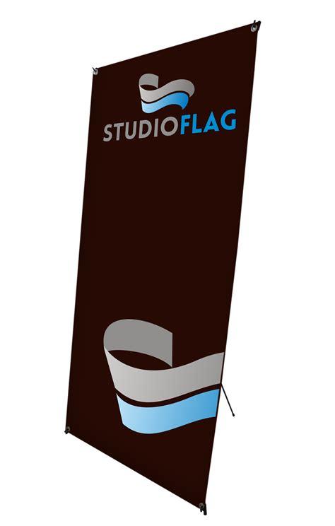 X Banner 60x160cm x banner 60x160cm pajączek blockout studioflag pl