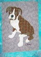 boxer pattern for quilting sewing by marsyesquiltshop - Boxer Quilt Pattern