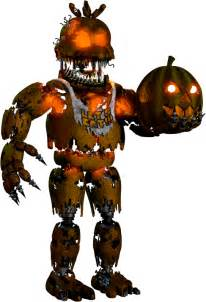 Fnaf4 halloween update silver thread 1 fivenightsatfreddys