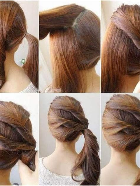 tutorial tata rambut 10 tata rambut praktis untuk kamu yang jalani hidup serba
