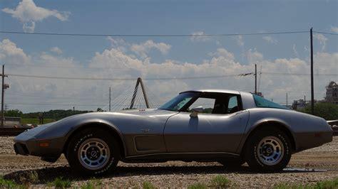 1978 chevrolet corvette coupe f18 kansas city 2017