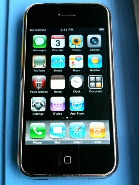 heygreenie iphone 1st generation