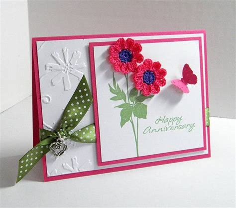 Handmade Greeting Card Designs For Anniversary - best 25 anniversary greeting cards ideas on