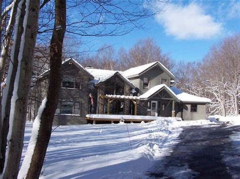 Winter Cabin Rentals Virginia by Mountain Home To Skiing And Vrbo