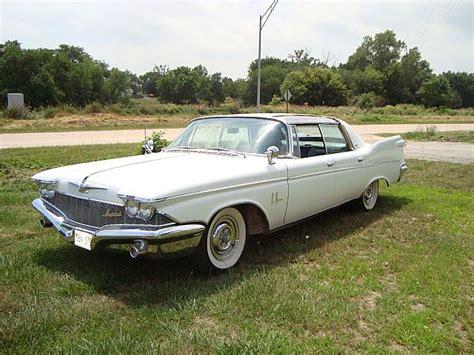 Chrysler Imperial 1960 by 1960 Chrysler Imperial Lebaron For Sale Omaha Nebraska