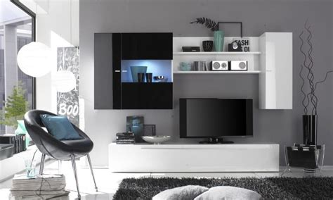 mobile soggiorno design moderno finitura laccato lucido