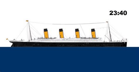 sinking ship animation april 1912 wikipedia