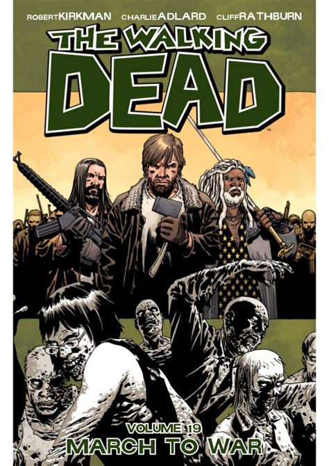the walking dead volume the walking dead vol 19