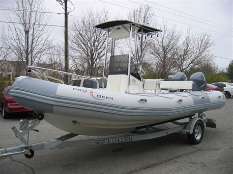 zodiac bootje inflatable boats triad marine kemah tx
