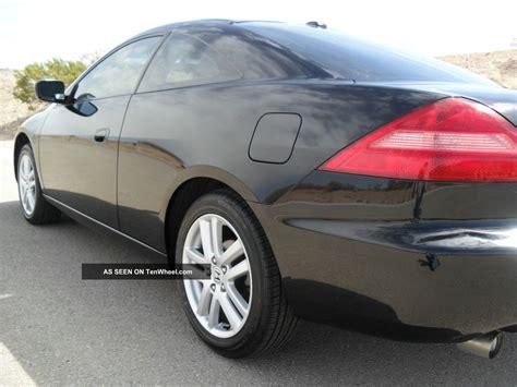 Honda Accord 2 Door Black by 2005 Honda Accord Ex Coupe 2 Door V6 Manual Black