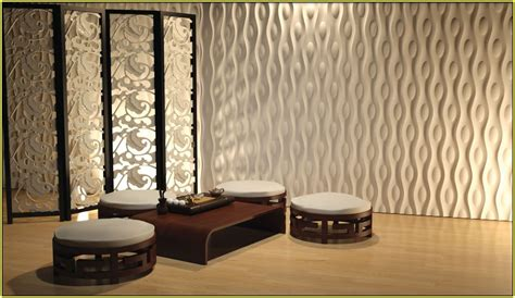 Wall Design For Living Room 3d decorative wall panels home design ideas