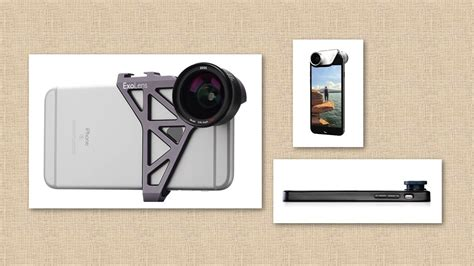 best iphone 6 6s lenses add on lenses to you take the ideal photo macworld
