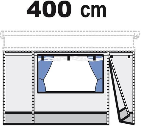 fiamma markisen fiamma privacy room f45 markisen vorzelt 400cm 251 280cm