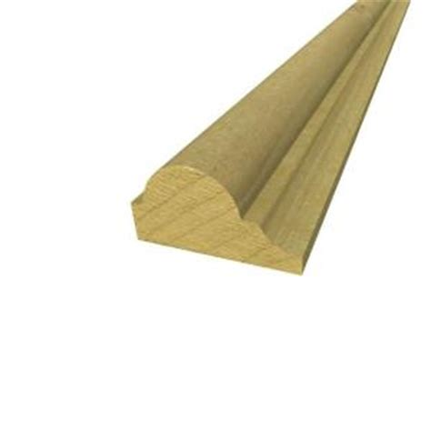 sure wood forest products 1 1 4 in x 8 ft poplar edge