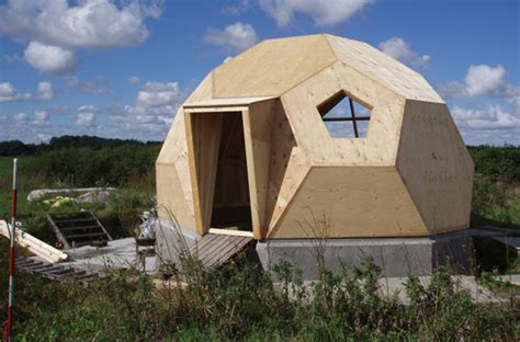prefab friday sustainable homes from easy domes