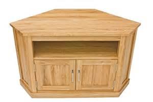eck tv schrank classic oak corner television cabinet hshire furniture