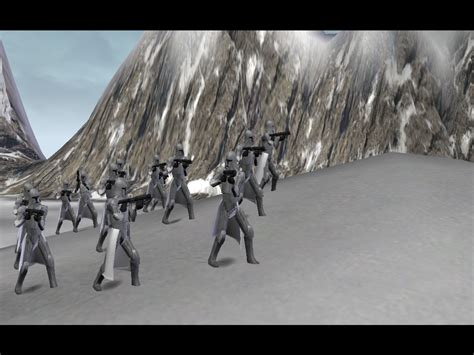 star wars the cold cold assault trooper image star wars clone wars mod for star wars empire at war forces of