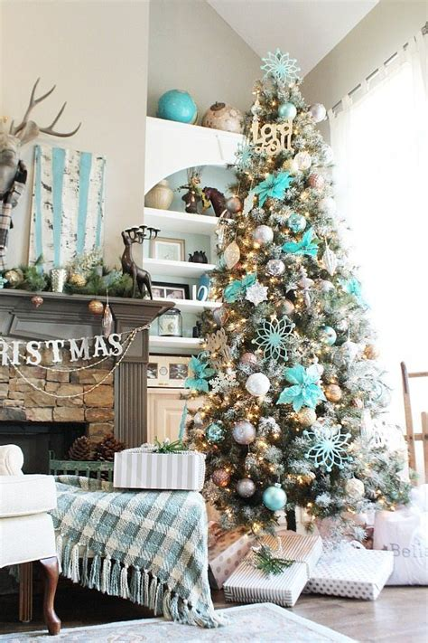most gorgeous christmas tree decorating ideas for 2016