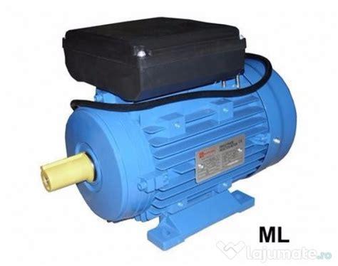 Vand Motor Electric Monofazat by Motor Electric 3kw Monofazat Garantie 2 Ani 449