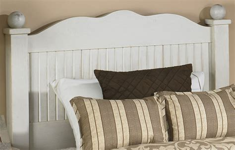 beaded headboard beadboard bed kate madison furniture