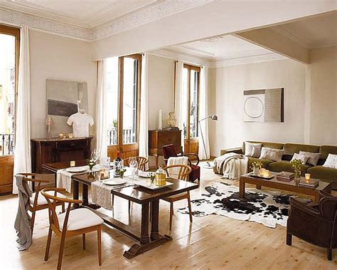 vintage apartment decor apartment in barcelona decorated with vintage accessories