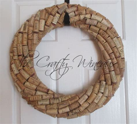 Large 19 Quot Wine Cork 1000 Ideas About Wine Cork Wreath On Wine Corks Corks And Cork Wreath