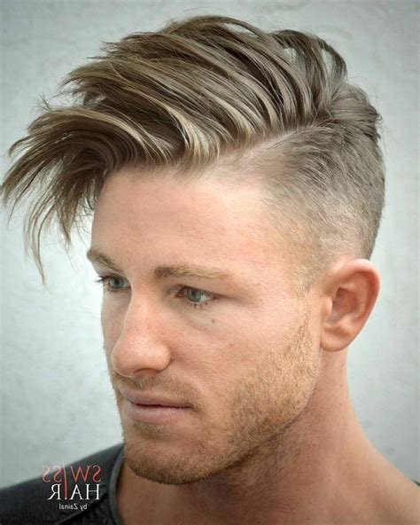 hairstyles with fringed sides mens long fringe short sides mens haircuts long fringe