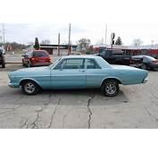 1966 Ford Galaxie Custom 500 2dr Sedan Hardtop  Classic