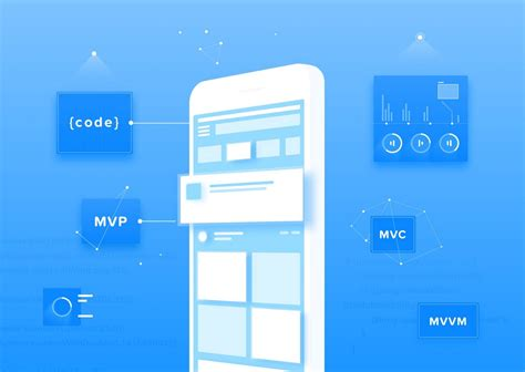 mvvm pattern in android mvp vs mvvm a review of architectural patterns for android