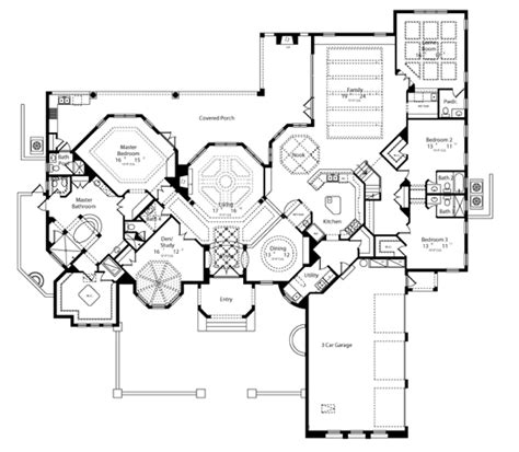 professional house plans featured house plan pbh 6513 professional builder house plans