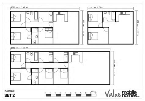 set design floor plan floorplans value mobile homes