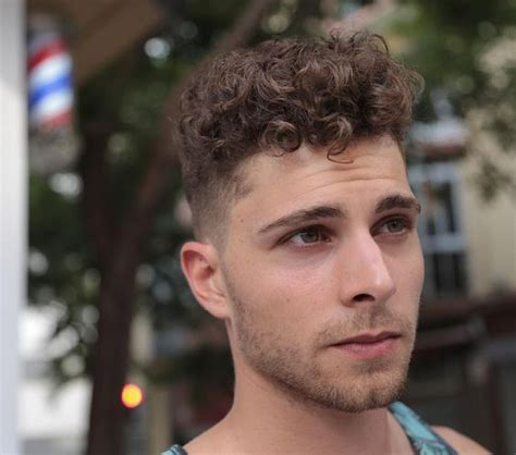 black man hair permed short back and sides 30 new stylishly masculine curly hairstyles for men