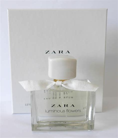 Parfum Zara Best Seller zara luminous flowers eau de parfum review