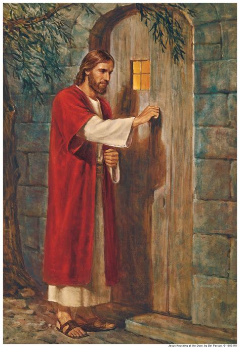Knock At The Door by Becoming A Disciple Of What Is The Purpose Of This