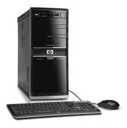 Hp Desk Top Computers Hp Announce New Pavilion Elite Slimline Compaq Presario Desktops Slashgear