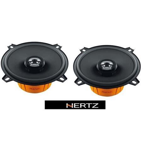 hertz sede legale hertz dcx 165 3 casse per auto 120 w
