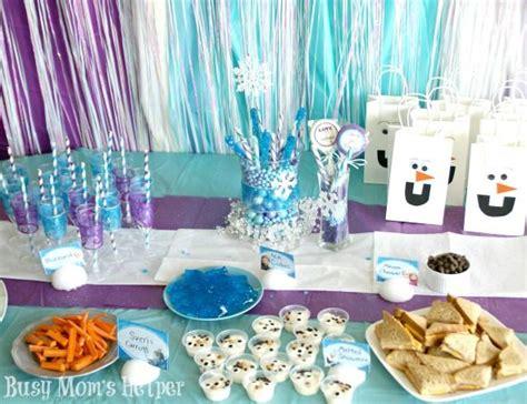 frozen birthday party busy moms helper pinterest elsa birthday party frozen birthday