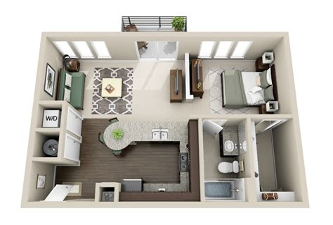 1 bedroom 1 bath apartment 50 one 1 bedroom apartment house plans architecture