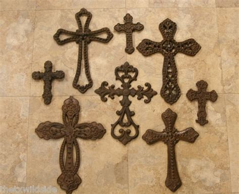 set of 5 wall crosses colorful southwest rustic country 27 best the cross images on pinterest the cross crosses