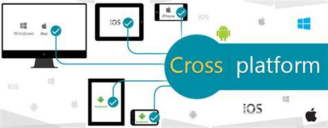 cross mobile platform development top cross platform application development gizmos in 2017
