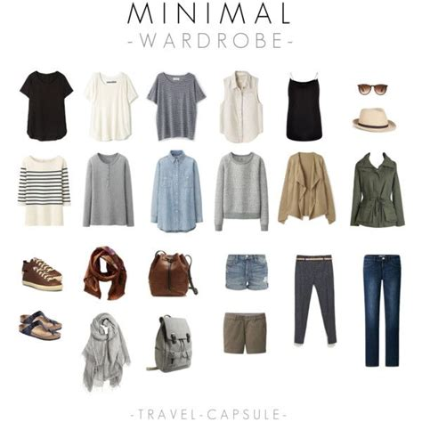 Travel Wardrobe Essentials by 25 Best Ideas About Minimalist Packing On