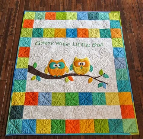 Owl Patchwork Patterns - sue daurio s quilting adventures grow wise owl