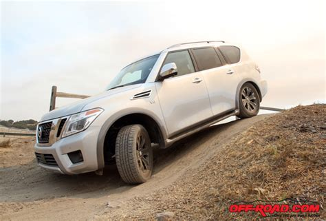nissan armada off road redesigned nissan armada autos post